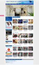 Thiết kế web giá rẻ đồ gỗ trang trí