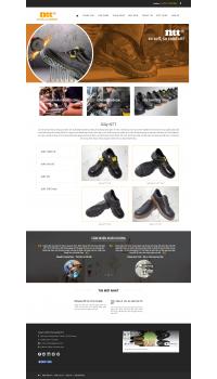Web giá rẻ bán giày chuyên gụng