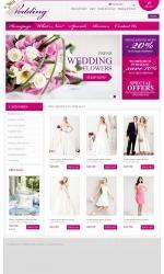 Thiết kế web giá rẻ áo cưới, studio