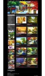 Thiết kế web giá rẻ khung tranh khung ảnh