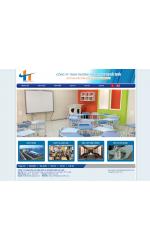 Thiết kế web giá rẻ thiết bị giáo dục