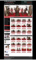 Thiết kế web giá rẻ thủ công mỹ nghệ