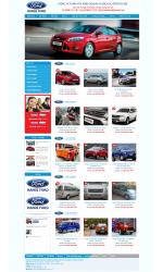 Web giá rẻ bán ô tô