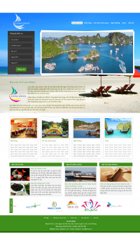 Web giá rẻ du lịch tại Hà Nội