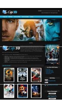 Web giá rẻ Phim Cafe 3D