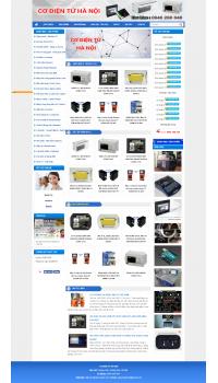Web giá rẻ thiết bị kỹ thuật số
