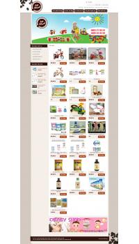 Web giá rẻ đồ chơi trẻ em