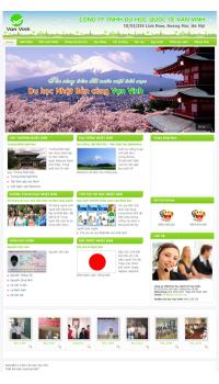 Web du học 03