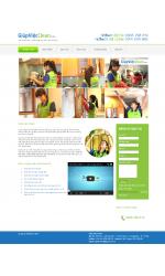Web giá rẻ giúp việc gia đình
