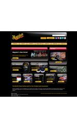 Thiết kế web giá rẻ sản phẩm lau rửa xe máy, ô tô