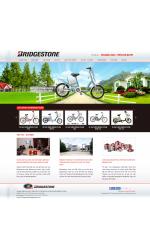 Thiết kế web giá rẻ bán xe đạp điện